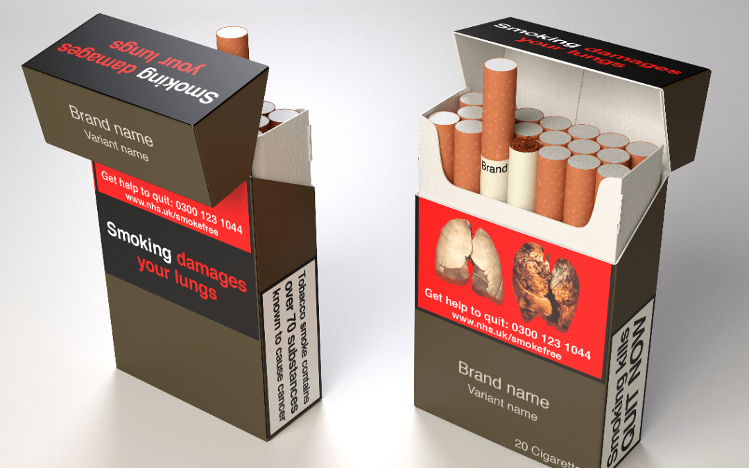 The Effect of Plain Tobacco Packaging on Design
