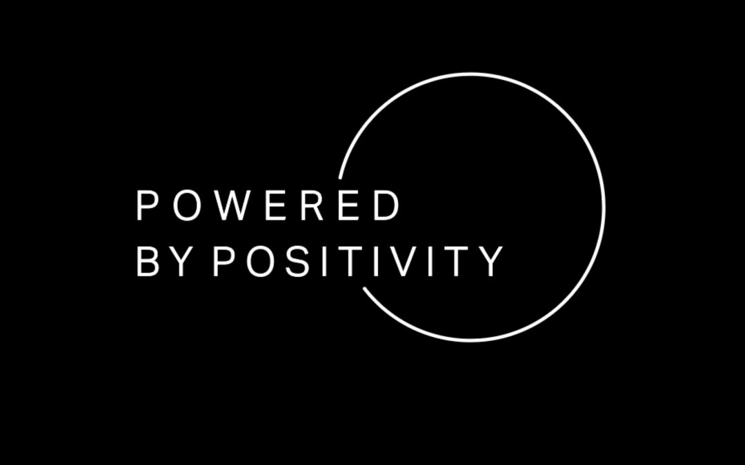 Powered By Positivity – Identity Design