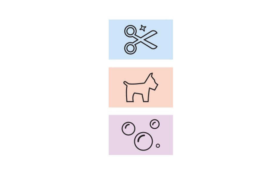 My Lovely Dog – Identity Design