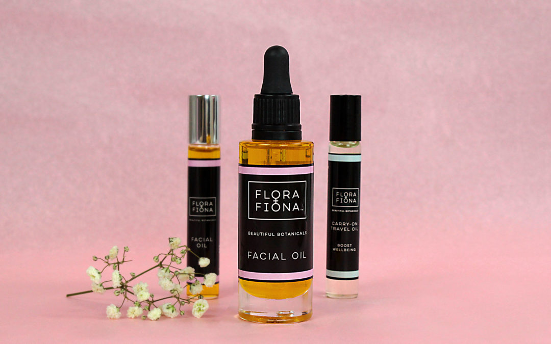 FLORA + FIONA | Essentials Oils Packaging Design