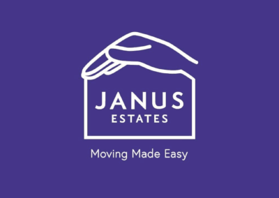 JANUS Estates Branding & Website Design