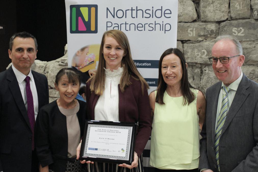 Dublin Regional Enterprise Awards – Finalist