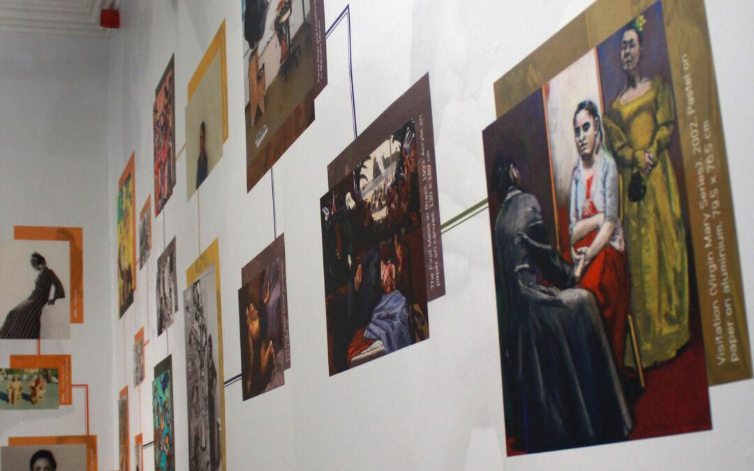 IMMA | Paula Rego | Artist Chronological Timeline Design